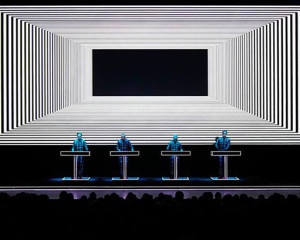 Kraftwerk in 3D, un'unica data italiana