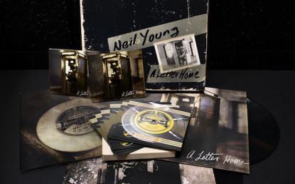 Neil Young pubblica un deluxe box set di A Letter Home, guarda un video delle registrazioni