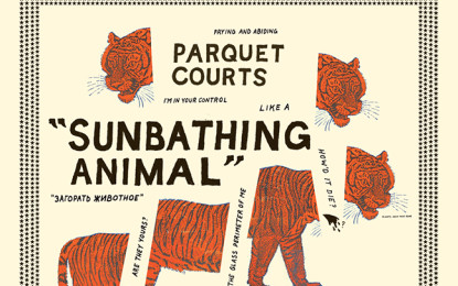Ascolta: Parquet Courts, Instant Disassembly