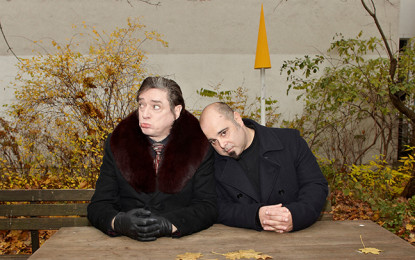 Live Report: Teho Teardo & Blixa Bargeld @ Auditorium Flog, Firenze, 21/03/14