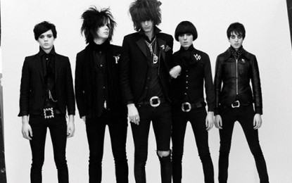 Ascolta: The Horrors, Your Love (Frankie Knuckles & Jamie Principle cover)