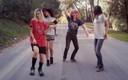 Il nuovo video delle Warpaint con doppia canzone, Disco//Very – Keep It Healthy