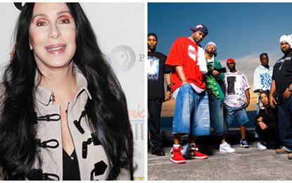 Cher collabora a Once Upon A Time In Shaolin (l'esclusivo nuovo album del Wu Tang Clan), ascolta un primissimo estratto