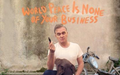 Arriva Morrissey in Italia