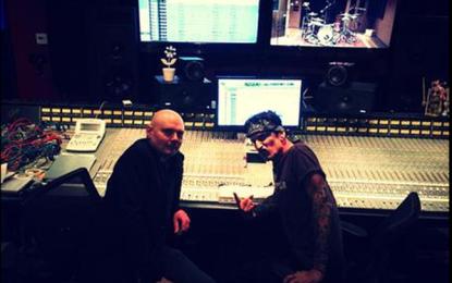 Tommy Lee dei Mötley Crüe collabora al nuovo disco degli Smashing Pumpkins