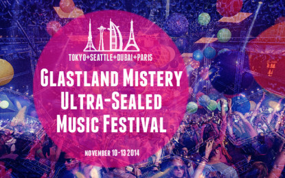 (In)Contro: Glastland Mistery Ultra-Sealed Music Festival