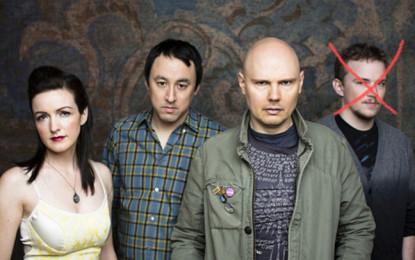 Il batterista Mike Byrne ha lasciato gli Smashing Pumpkins
