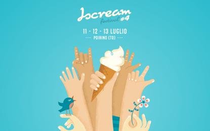 Arriva la quarta edizione dell'IScream Festival tra gelato, musica e laboratori