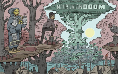 DOOM + Bishop Nehru = NehruvianDOOM (due canzoni in streaming e dettagli)