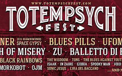 Contest: vinci i biglietti per il Totem Psych Fest