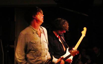 Live report: Thurston Moore and Caspar Brötzmann @ Café Oto, Londra, 07/08/2014