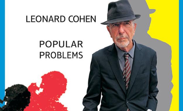 Leonard Cohen compie 80 anni e festeggia con un nuovo disco