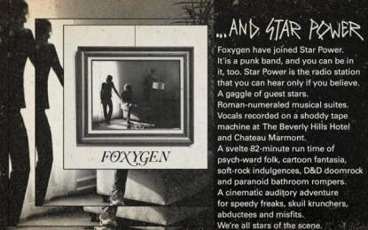 Tutti i dettagli del nuovo album dei Foxygen, tracklist e video