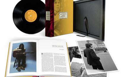 Fuori a novembre il primo libro ufficiale su Nick Drake, insieme a un vinile con cinque canzoni inedite