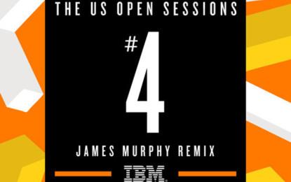 James Murphy pubblica due remix creati con i suoni ricavati dalle partite degli US Open
