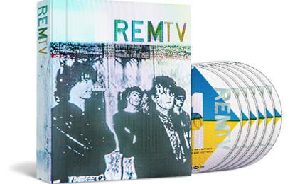 Esce a novembre REMTV: un set di sei DVD realizzati dai R.E.M. insieme a MTV