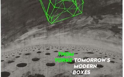 Thom Yorke pubblica un nuovo album via BitTorrent, Tomorrow's Modern Boxes