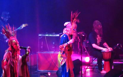 Live report (multiplo): Goat/Lay Llamas/Keaton Henson e altro, Londra