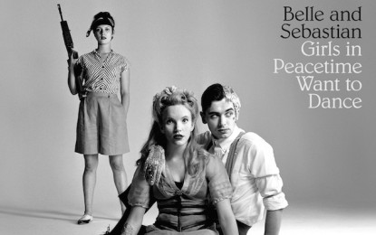 Ascolta: Belle and Sebastian, The Party Line