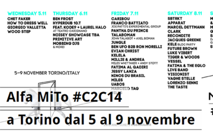 Contest: vinci due weekend pass per il Club To Club 2014