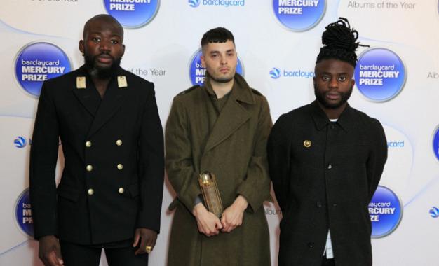 Gli Young Fathers vincono il Mercury Prize 2014