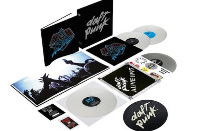 I Daft Punk pubblicheranno un box set con i loro album dal vivo