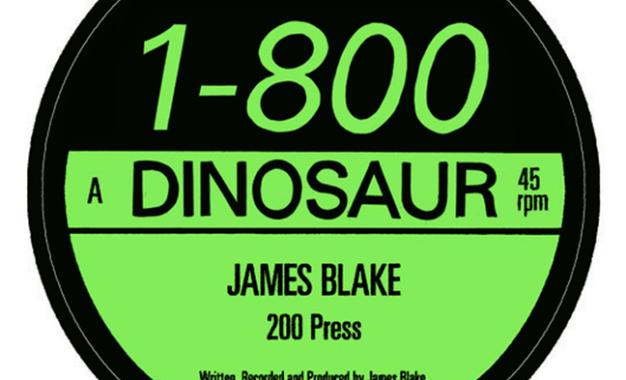 I dettagli di 200 Press, il nuovo singolo in edizione limitata di James Blake