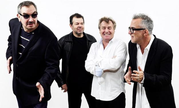 The Pop Group: un nuovo album dopo 35 anni, Citizen Zombie