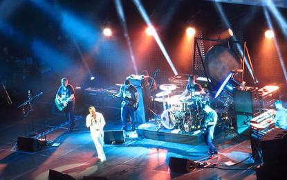 Live report: Morrissey / Anna Calvi @ O2 Arena, Londra, 29/11/2014