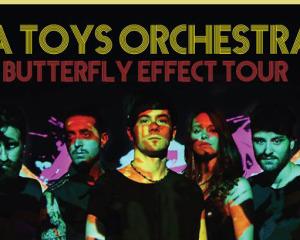 Contest: vinci due biglietti per A Toys Orchestra + Klinefelter