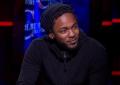 Kendrick Lamar, ospite di The Colbert Report, suona una nuova canzone (senza titolo)