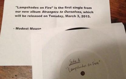 I dettagli del nuovo album dei Modest Mouse, Lampshades on Fire è il primo singolo