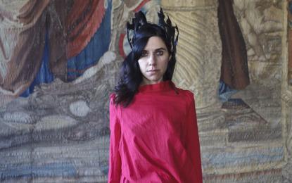 PJ Harvey pubblicherà un libro di poesie, The Hollow of the Hand