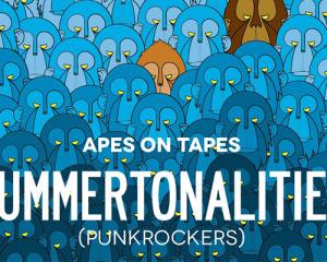 Esclusiva: in free download il nuovo EP degli Apes on Tapes