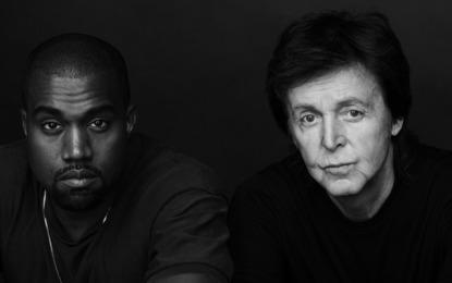 Ascolta Only One, la collaborazione tra Kanye West e Paul McCartney