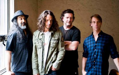 Soundgarden, nuovo album in arrivo nel 2016