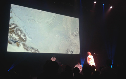 Londra: Yung Lean al Barbican, un'invasione di palco post-tutto