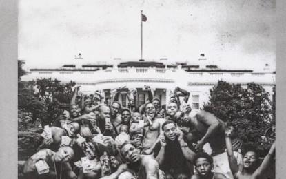 Kendrick Lamar pubblica To Pimp a Butterfly