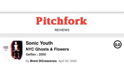 Il critico che ha dato 0/10 ai Sonic Youth fa pace con Thurston Moore