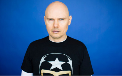 Billy Corgan assunto dalla TNA Wrestling come autore