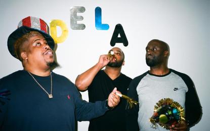 Nuovo album per i De La Soul (con Damon Albarn e David Byrne) e una nuova canzone con Nas