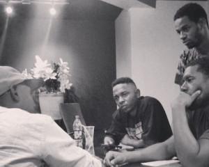 Ascolta: Flying Lotus, Eyes Above (Ft. Kendrick Lamar)
