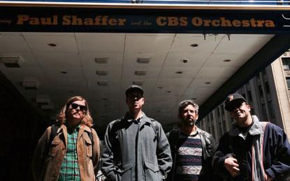 I Future Islands presentano un nuovo singolo da Letterman