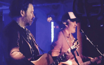 Live Report: Howe Gelb + Grant Lee Phillips @ sPAZIO211, Torino, 03/04/2015