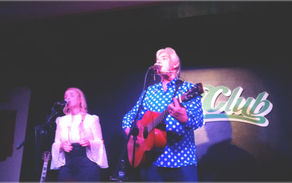 Live Report: Robyn Hitchcock @ Folk Club, Torino, 11/4/2015