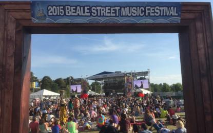 Live Report: Beale Street Festival @ Memphis USA, 03/05/2015