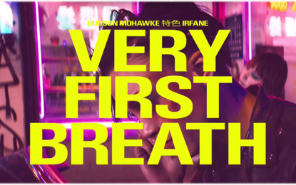 Guarda: Hudson Mohawke, Very First Breath (feat. Irfane)