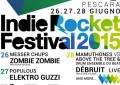 I primi nomi dell'IndieRocket Festival di Pescara