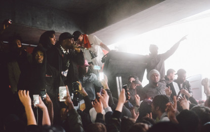 Londra: Il grime sulle spalle di Skepta e mezz'ora di delirio a Shoreditch