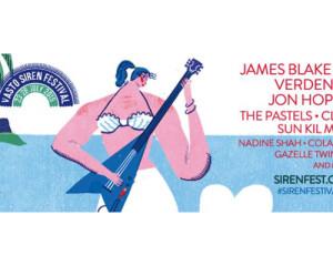 Contest: Vinci due abbonamenti per il Vasto Siren Fest